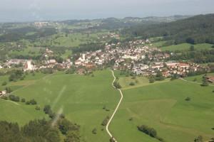 mein Heimatdorf Waldkirch