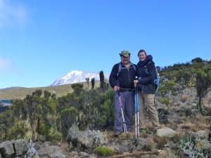 Kilimanjaro - Besteigung  2014