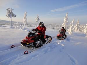 Lappland mit meinem Schwager