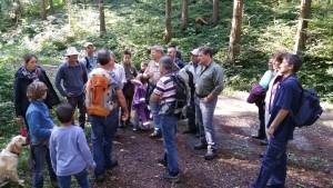 Naturschutzverein Waldkirch, Grenzwanderung