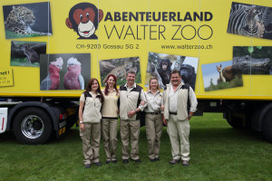 Geschäftsleitungsteam Walter Zoo AG