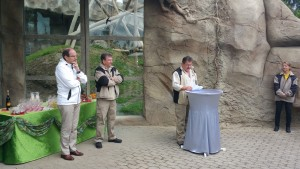 Naturschutztage im Walter Zoo Gossau