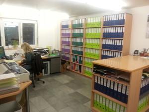 Büro-Organisation