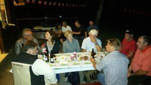 Bernecker Risottoplausch - Nachtschicht :-)