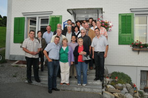 SVP Waldkirch im Haus der Freiheit