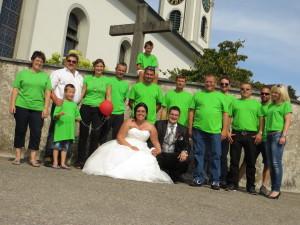 Hochzeit Mitarbeiter
