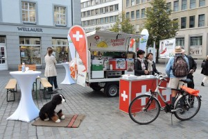 am Marktplatz St.Gallen
