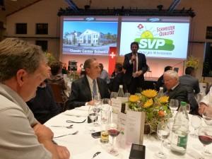 ein wunderbarer Abend in Safenwil