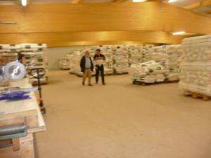 Dirim, Dachaufbau 2008