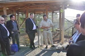 SVP Zentralvorstand im Walter Zoo