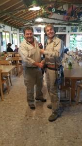 1. Mai: Schick de Scherrer in Walter Zoo