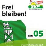 Kandidaten 2016 – Kantons- und Regierungsrat